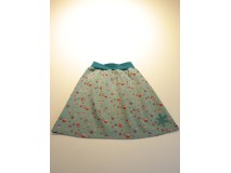 A-lijn jurk in Doelie Fabrics katoen