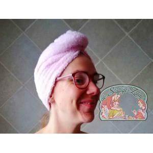 Workshop 4 kids : Handdoek voor je hoofd + haarrekker - kerstvakantie 2019