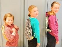 4 kids: Maak je rugzak