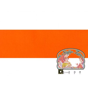 Mouwboordstof oranje