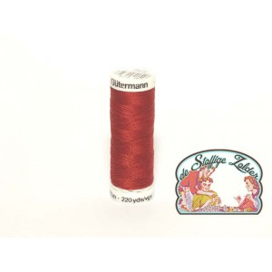 stikzijde bordeaux-rood n°221