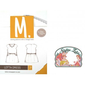 patroon Compagnie M Lotta dress