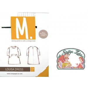 patroon Compagnie M Louisa dress kids