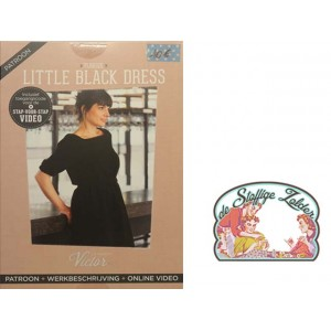 patroon LMV Little black dress