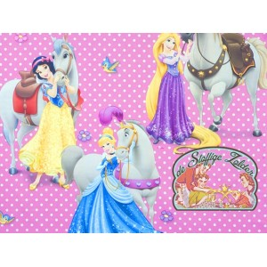 Sneeuwwitje, Assepoester en Rapunzel roos
