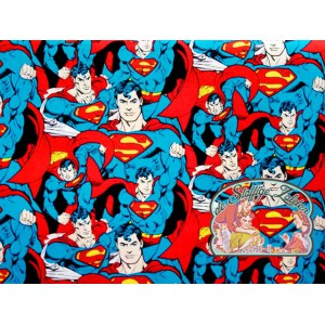 Superman chest cotton