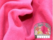 Effen kerskleur fleece