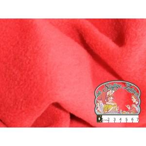 Effen rode fleece