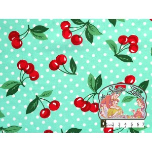 Cherry dot mint