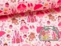 Princessen softshell roos