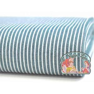 Oshkosh indigo stripe denim cotton