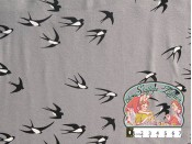 Zwaluwen grijs