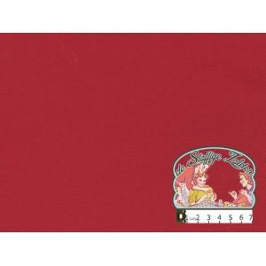Ibiza stretch twill-scarlet