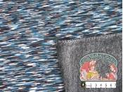 Krefeld gestreept blauw met zachte binnenkant