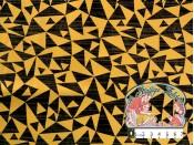 Refinery gold triangle black