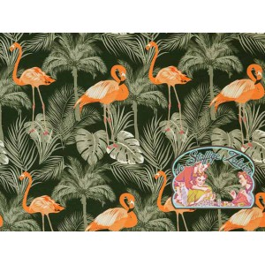 Flamingo grey jersey