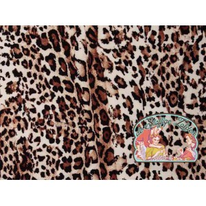 Luipaard viscose