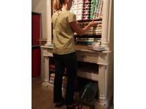 Bloes in Doelie Fabrics katoen