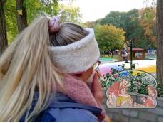 Workshop 4 kids : Winterse haarband en wanten - kerstvakantie 2019