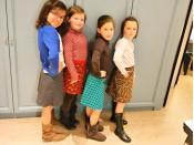 Workshop 4 kids : Mijn rokje 5 - grote vakantie