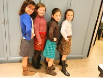 4 kids: Mijn rokje