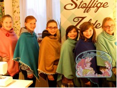 Workshop 4 kids : Poncho - kerstvakantie 2018