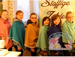 Workshop 4 kids : Poncho - kerstvakantie 2017