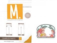patroon Compagnie M Charles pants