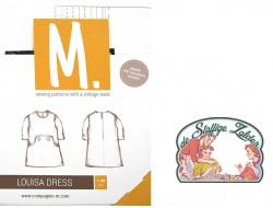 patroon Compagnie M Louisa dress kids