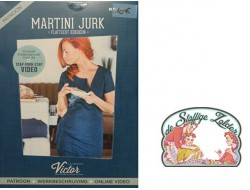 patroon LMV Martini jurk