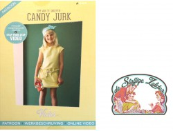 patroon LMV Candy jurk