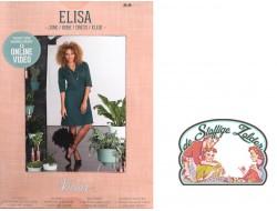 patroon LMV Elisa jurk