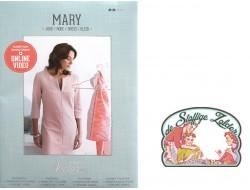 patroon LMV Mary jurk