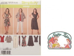 patroon Simplicity 3506