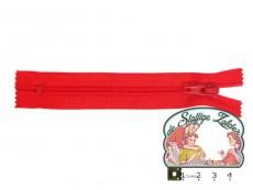 Broekrits kunststof 12cm rood