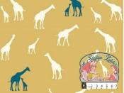 Giraffen oker