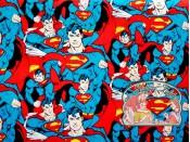 Superman chest cotton