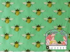 Bees mint cotton