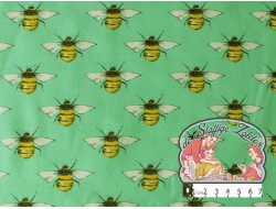 Bees mint cotton