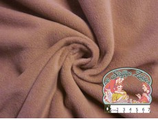 Effen tan fleece