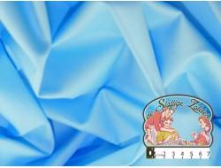 Effen lichtblauw katoen