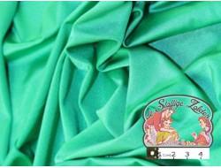 Effen emerald satijn