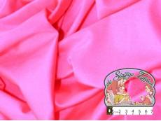 Effen roze satijn