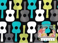 Groovy guitar