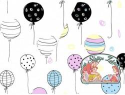 Magic jersey ballonnen