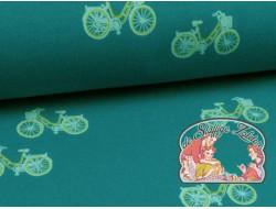 Dutch bikes petrolgreen jogging