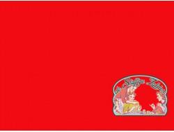 Uni rood katoen