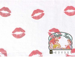 Sweet kiss white zomersweat