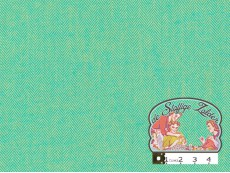 Shetland flanel lichtgroen