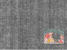 Robert Kaufman shetland flanel grey